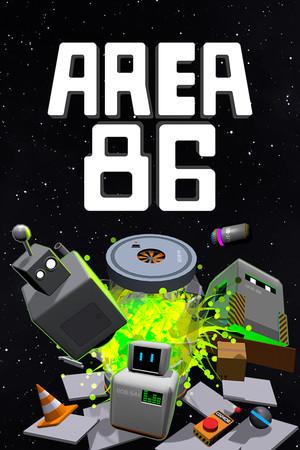 Area 86 poster image on Steam Backlog