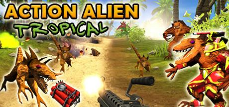 Teaser image for Action Alien: Tropical Mayhem