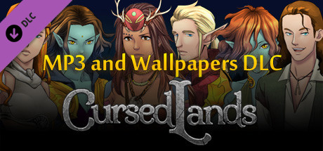 Cursed Lands MP3+Wallpapers