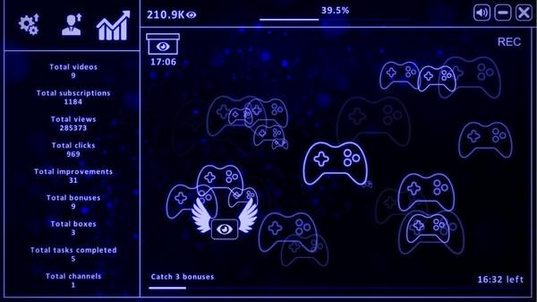 Content Creator Simulator