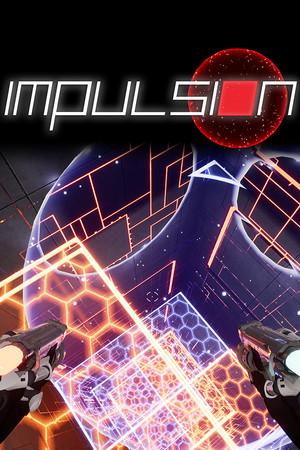 Impulsion poster image on Steam Backlog