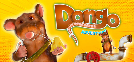 Dongo Adventure cover art