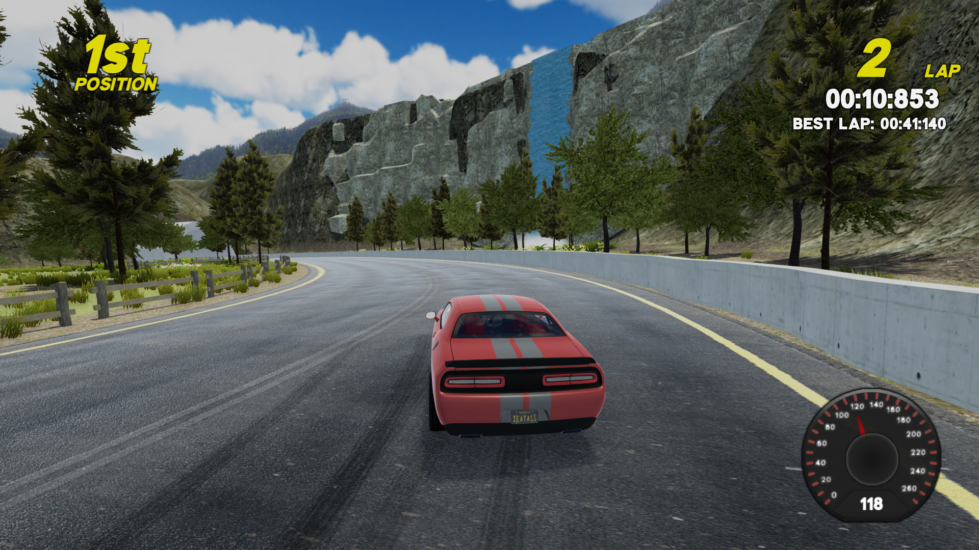 Car Racing Complete Game in c# - YouTube