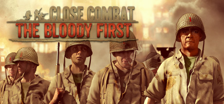 Close Combat: The Bloody First cover art