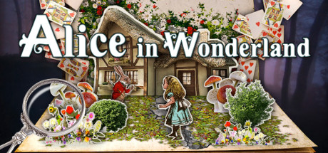 Teaser image for Alice in Wonderland - Hidden Objects