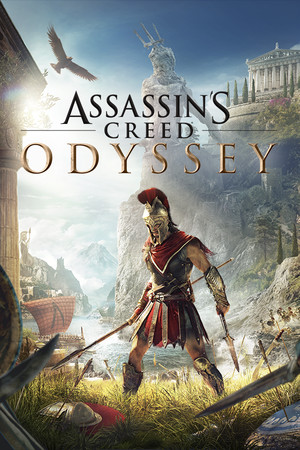 Assassin's Creed Odyssey poster image on Steam Backlog