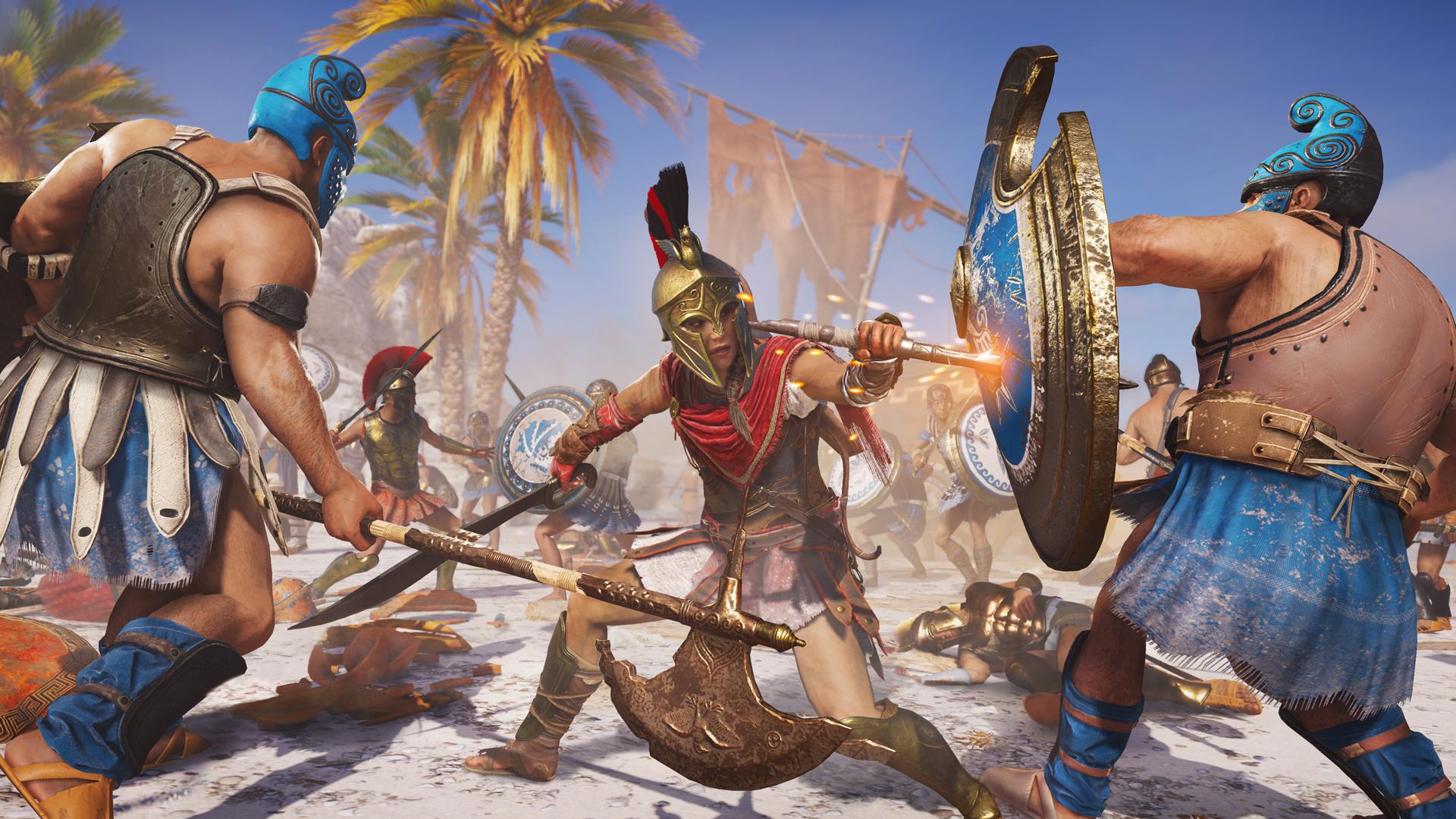 Assassins Creed Odyssey screenshot
