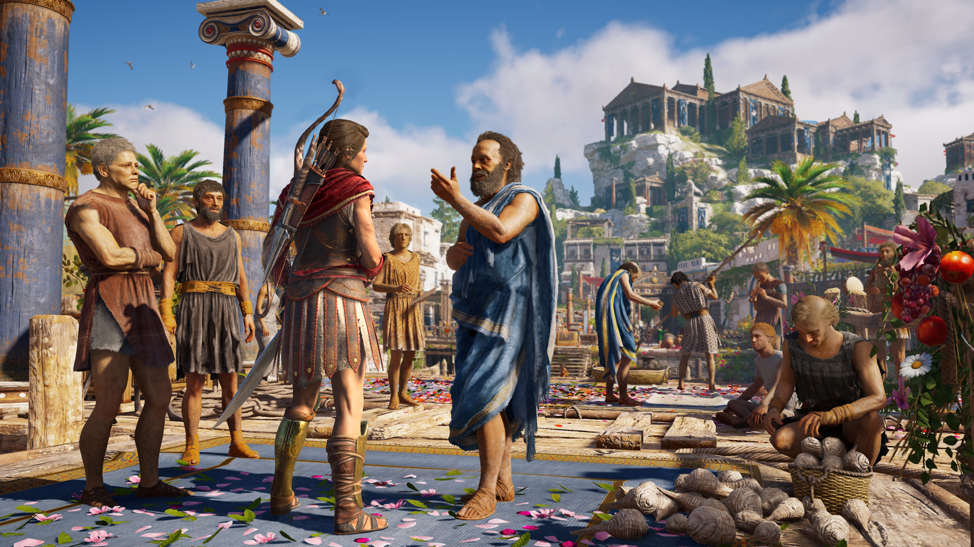 assassins creed odyssey free - HD 1920×1080