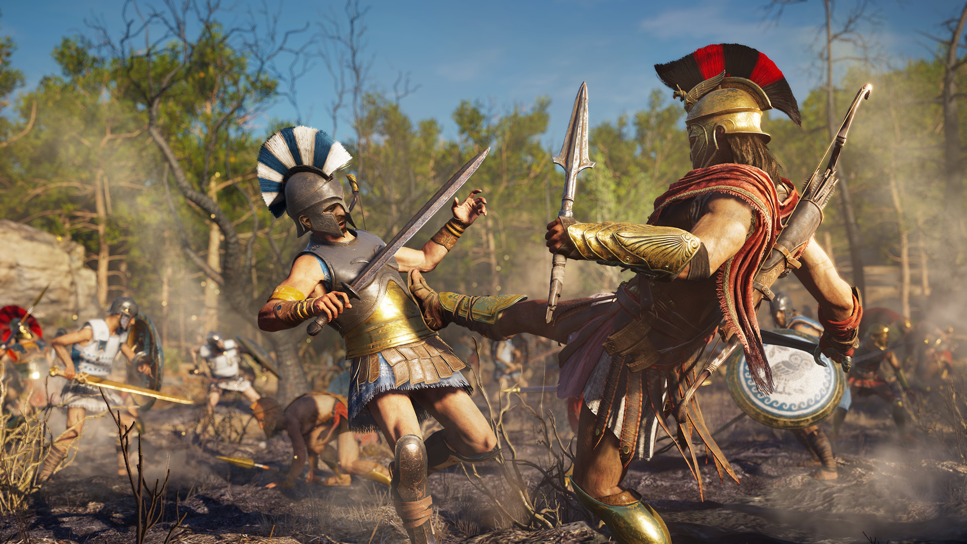 Assassins Creed Odyssey GOLD EDITION-FULL UNLOCKED – SKiDROW