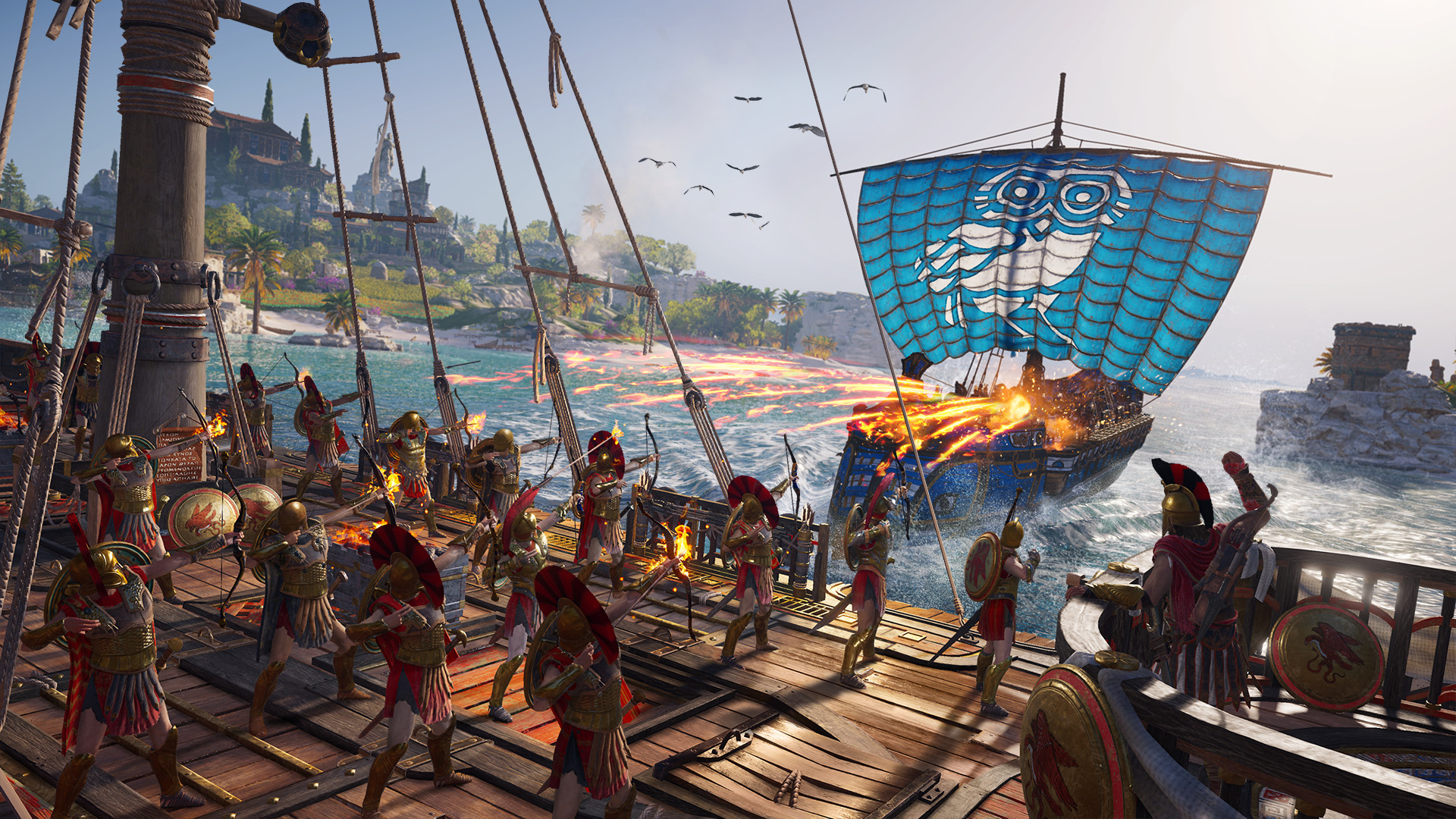 Link Tải Game Assassin's Creed Odyssey Miễn Phí