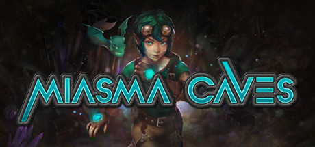 Miasma Caves Capa
