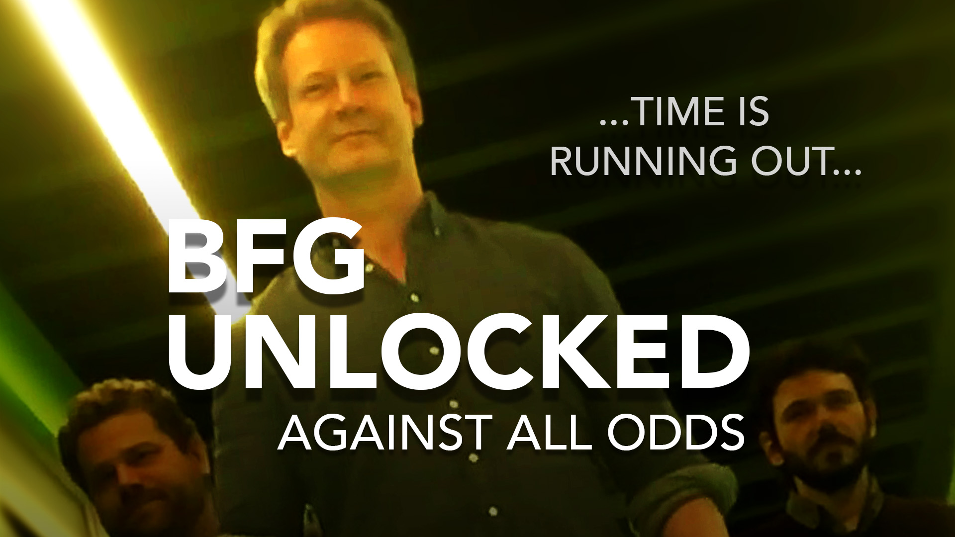 BFG Unlocked Against All Odds on Steam