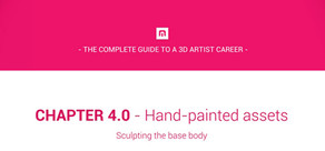 ULTIMATE Career Guide: 3D Artist