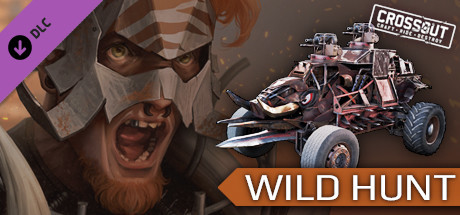 Crossout - Wild Hunt Pack