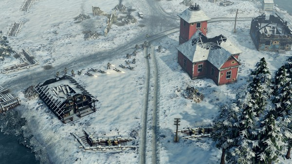 Download Sudden Strike 4 - Finland: Winter Storm Torrent