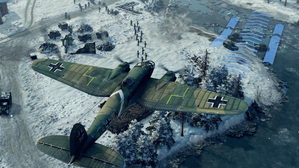 Sudden Strike 4 - Finland: Winter Storm download
