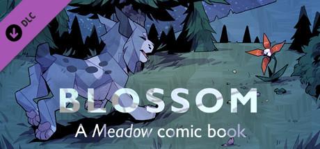 Blossom: A Meadow comic book