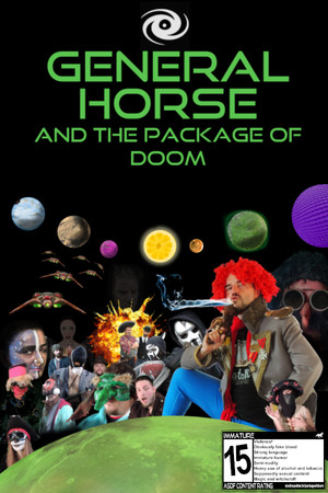General Horse and the Package of Doom poster image on Steam Backlog