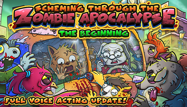 Scheming Through The Zombie Apocalypse The Beginning On Steam