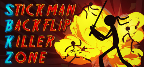 Stickman Backflip Killer zone