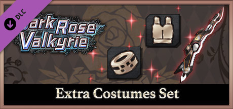 Dark Rose Valkyrie: Extra Equipment Set / 装備セット / 裝備禮包