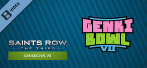 Saints Row: The Third Genkibowl VII Trailer cover art