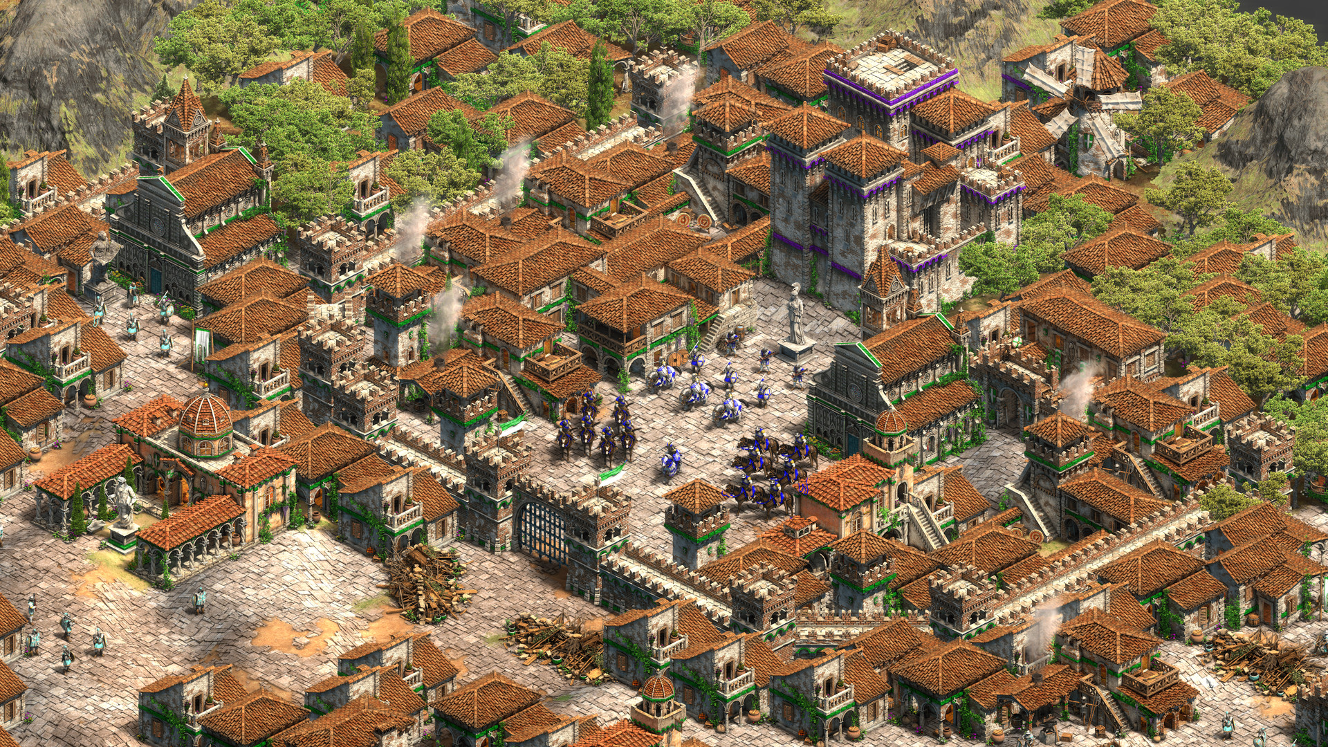 Age of Empires II: Definitive Edition Resimleri