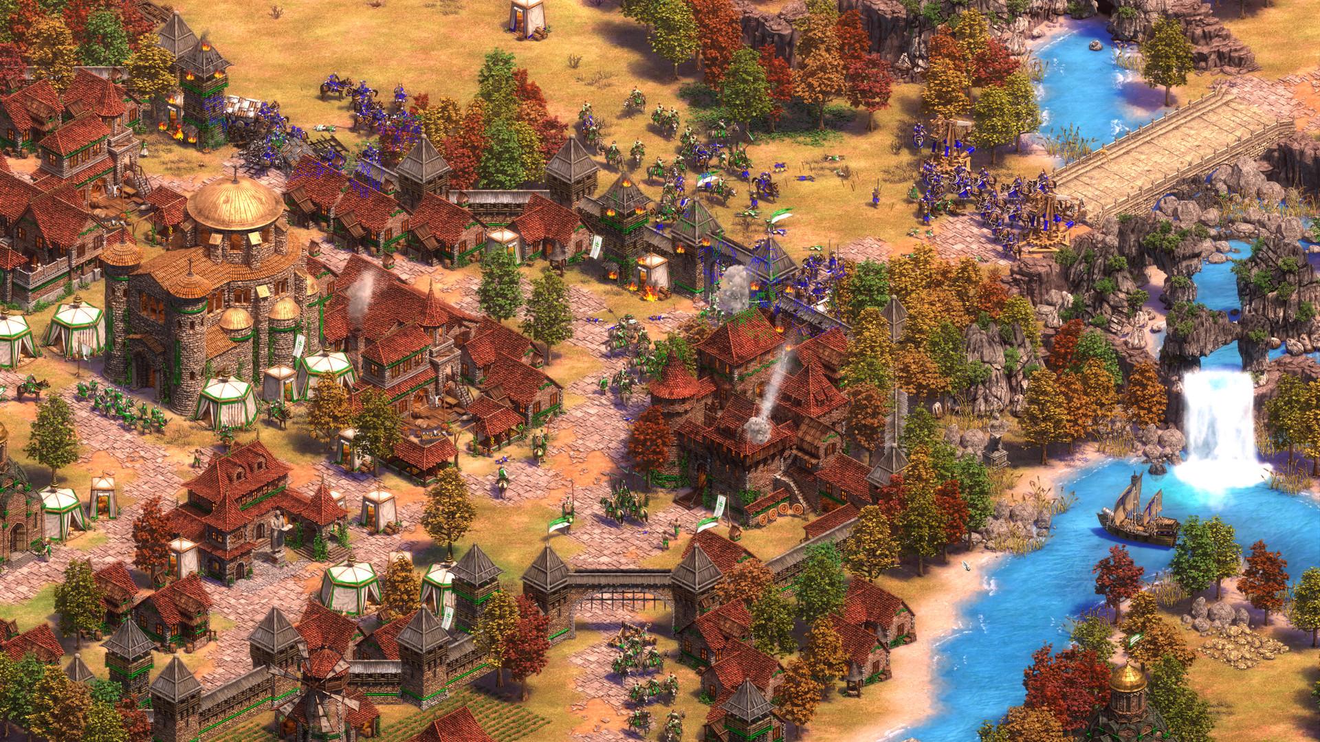 Age Of Empires 2 Definitive Edition Systemanforderungen