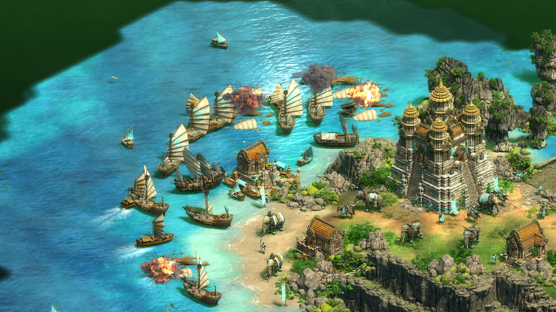 Age of Empires II: Definitive Edition [2019|Rus|Eng|Multi14]