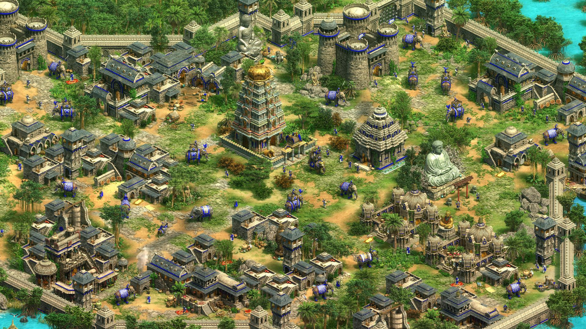 Age of Empires II: Definitive Edition Resimleri