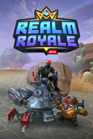 Realm Royale poster image on Steam Backlog