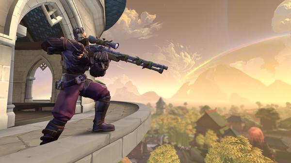 Screenshot of Realm Royale