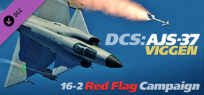 DCS: AJS-37 Viggen - 16-2 Red Flag Campaign