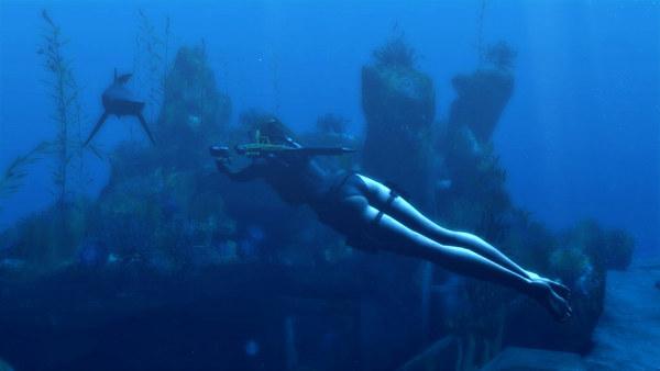 скриншот Tomb Raider: Underworld 1