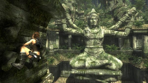 скриншот Tomb Raider: Underworld 3