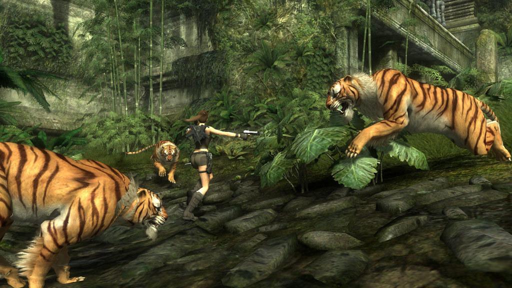 Tomb Raider Underworld On Steam