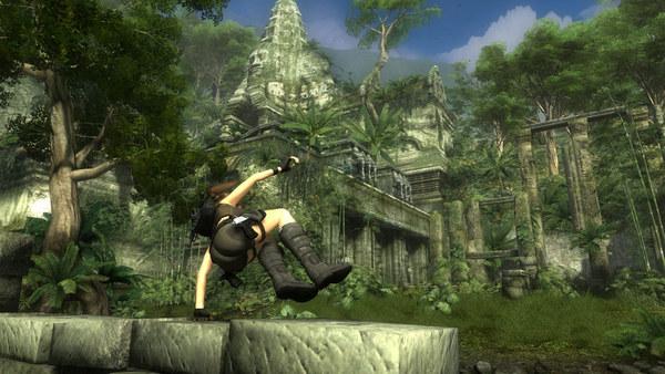 скриншот Tomb Raider: Underworld 5