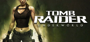 Tomb Raider: Underworld cover art