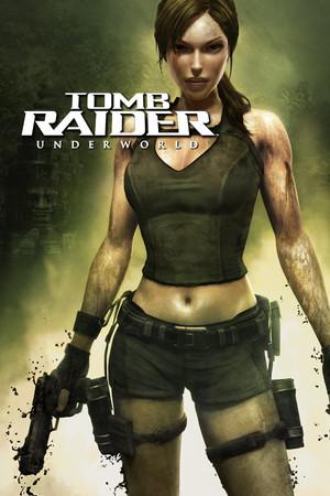 Tomb Raider: Underworld poster image on Steam Backlog