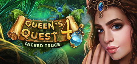 Teaser image for Queen's Quest 4: Sacred Truce