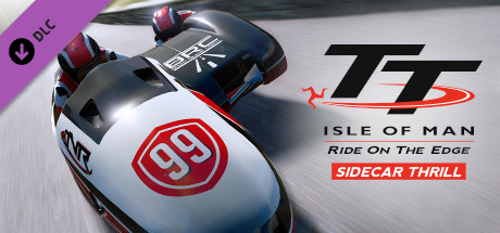 TT Isle of Man - Sidecar Thrill