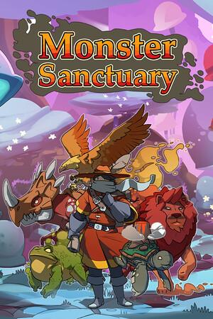 Monster Sanctuary poster image on Steam Backlog