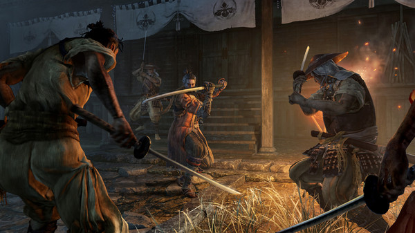 تحميل لعبة sekiro shadows die twice  ميديافاير