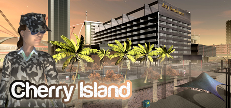 Cherry Island cover art