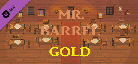 Mr. Barrel - Gold DLC cover art