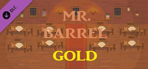 Mr. Barrel - Gold DLC cover art