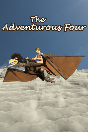 The Adventurous Four poster image on Steam Backlog