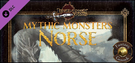 Fantasy Grounds - Mythic Monsters #33: Norse (PFRPG)