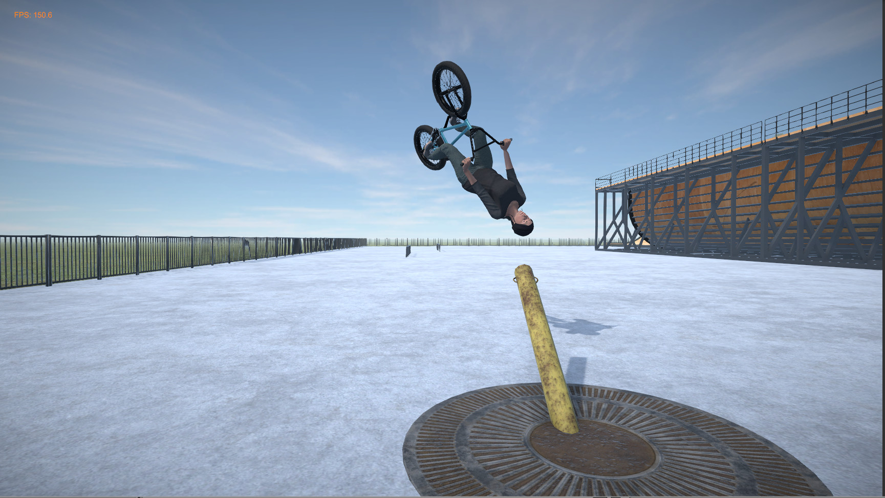 PIPE by BMX Streets on Steam