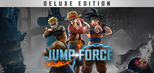 JUMP FORCE - Ultimate Edition (2019) PC | RePack By xatab